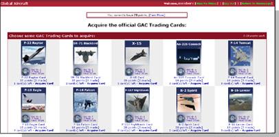 GAC Trading Cards